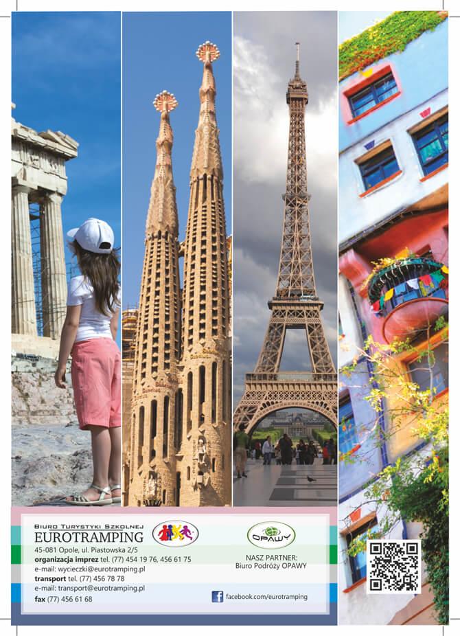 okładka katalogu eurotramping